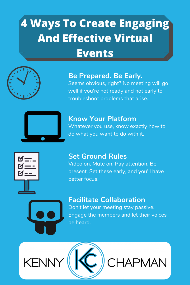 image 4 Ways To Create Engaging And Effective Virtual Events