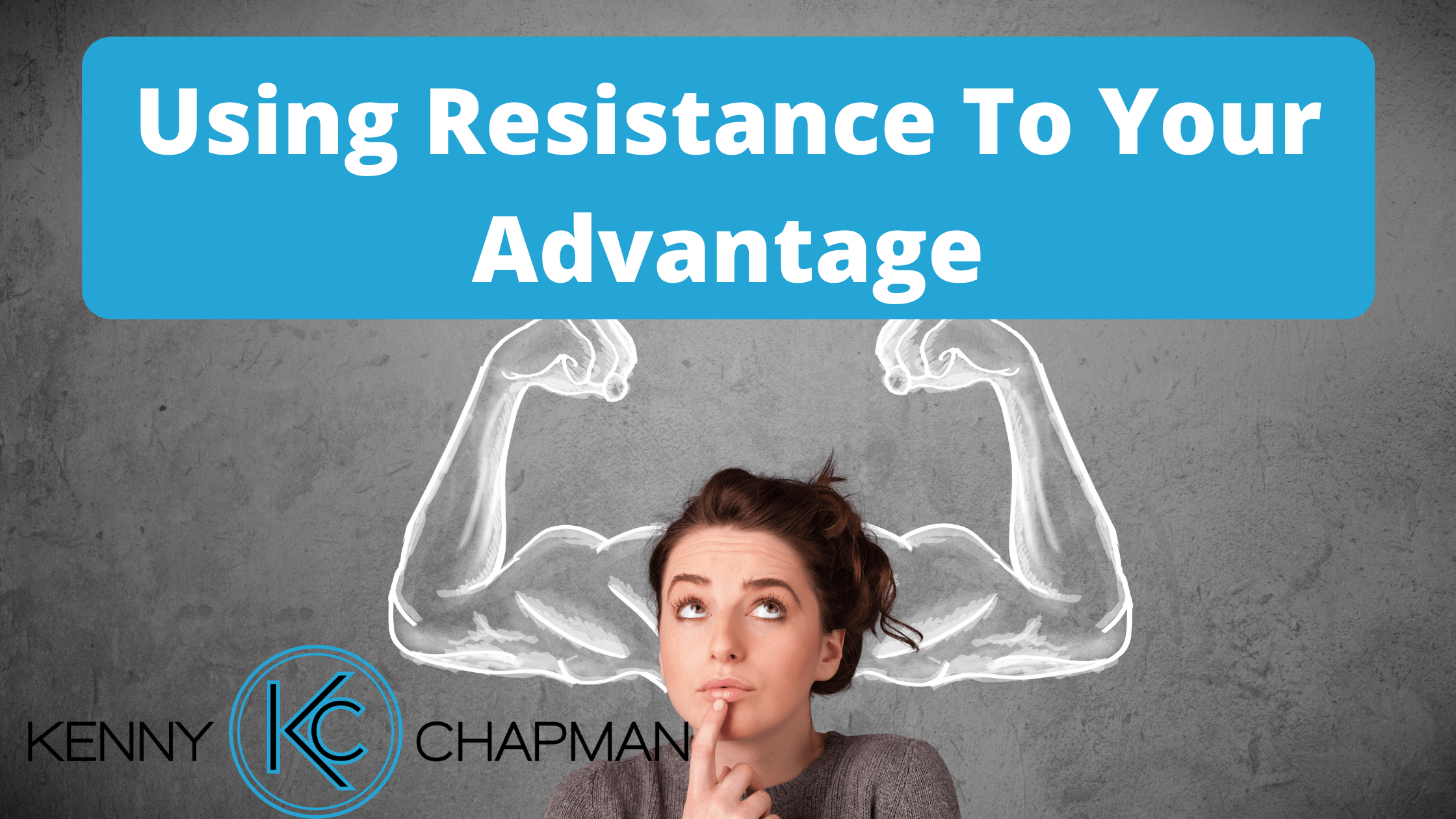 using resistance to your advantage banner