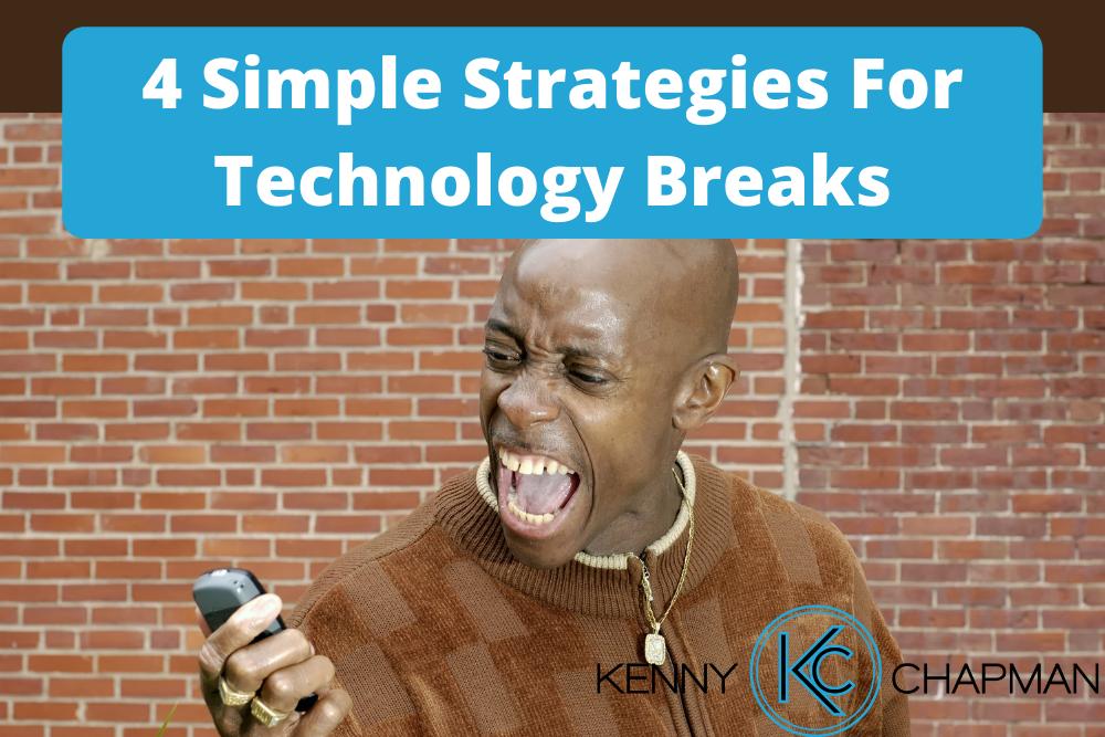 technology breaks